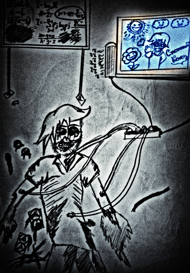 Фан-арт 3 (Концовка)