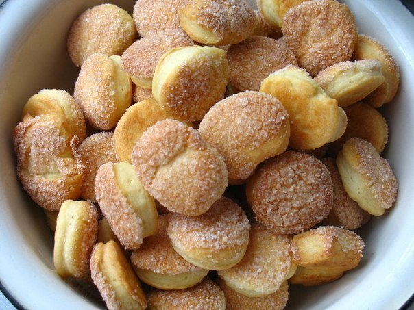 ТОП-10 рецептов вкусного печенья