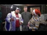 Новогодняя «Вписка» (Паша Техник — Дед Мороз, Ресторатор — о лучшем подарке,  ЛСП желает всем секса)
