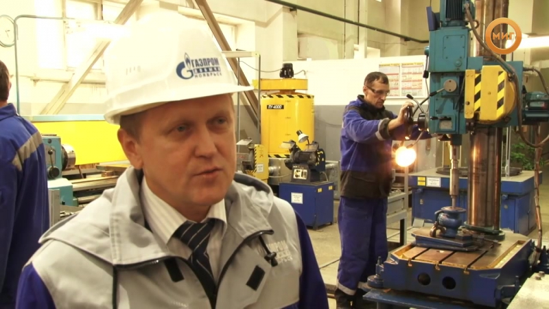 Лучшее подразделение Газпром добыча Ноябрьск