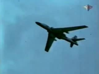Воздушный парад на Тушинском аэродроме 9 июля 1961 года