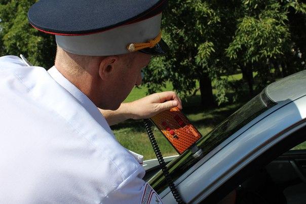 Накануне красноярские дорожные полицейские в рамках масштабного