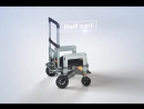 EROVR A Transformable Dolly Wagon Cart by Elvis Henao
