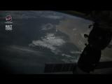 Космонавт Сергей Рязанский показал «кругосветное путешествие» с борта МКС