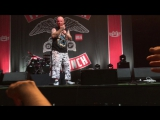 Five finger death punch - Jekyll And Hyde and Burn MF Moscow 09/11/17 stadium (live)