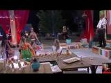 16/09 - Flavinha dançando, Marcelo socializando Parte II - 00:43