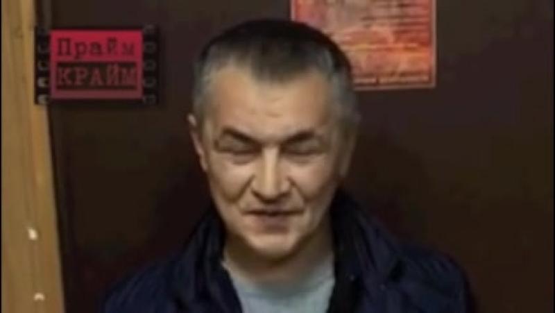 бывший вор в законе Ильдар Асянов (Ильдар Уфимский) 12.10.16 Мытищи