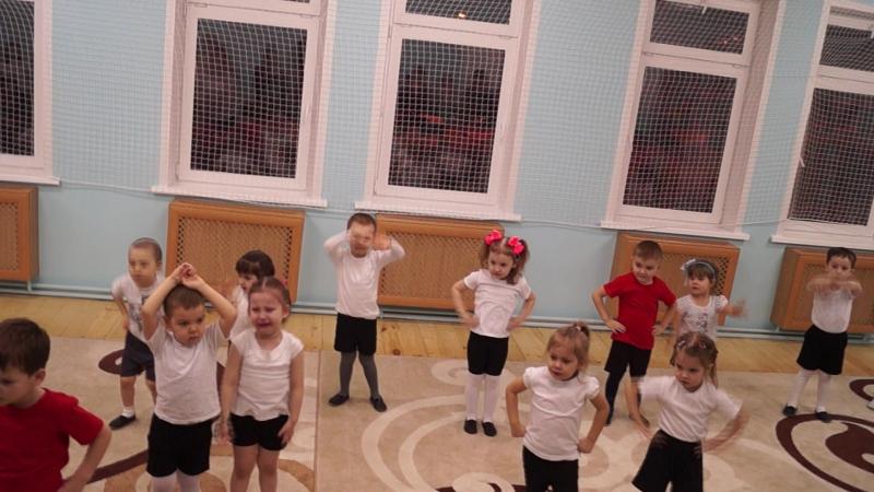 открытый урок по танцам у Геба 18.01.2018