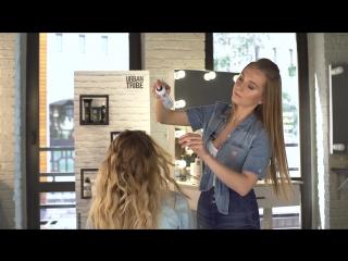 Видеокурс Пляжные локоны на сайте  Авторская техника Надежды Борисовой