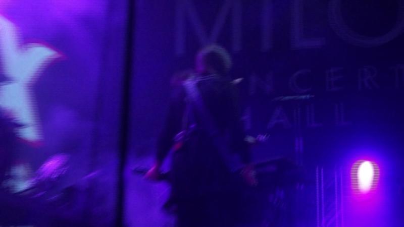 Глеб САМОЙЛОВ The MATRIXX   Нижний Новгород 18 февраля 2018 г. Milo Concert Hall