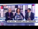 Praud censure un invité dès qu'il compare l'affaire Mennel à Amir et la Kippa à l'Assemblée