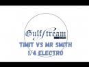 Timit vs Mr Smith 1/4 Electro Gulf Stream Battle
