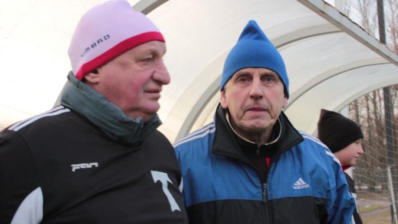 Юрий Гаврилов и Анатолий Понкратов