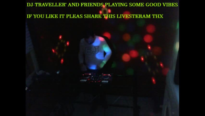 DJ TRAVELLER AND FIEBD PLAYING GOOD VIBES OF HOUSE MUSIC LIVE FROM BELGIUM IF YOU LIKE IT SCHARE IT PLEAS THX
