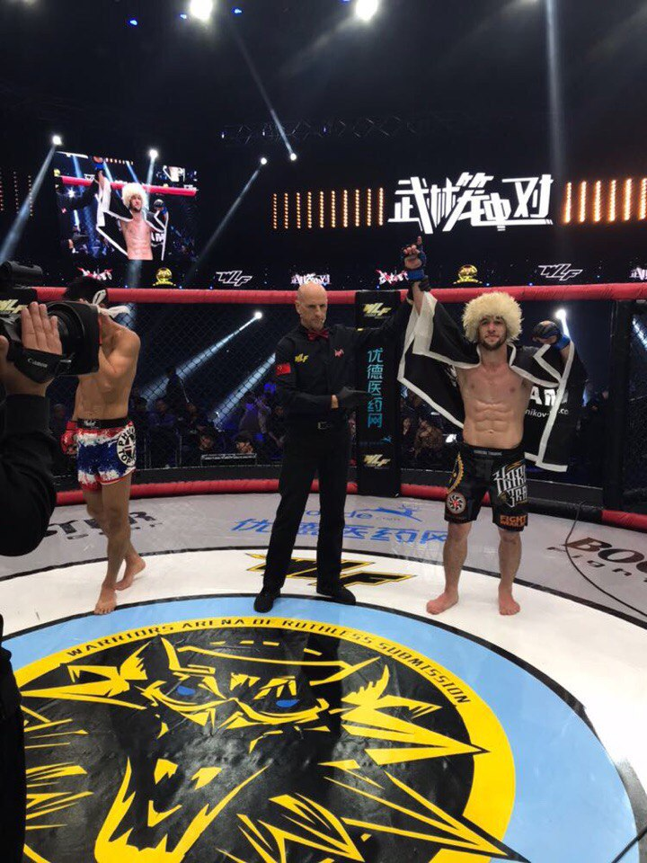 sport mma moscow russia china wlf