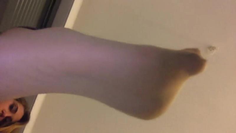 сексуальные ножки femdom footfetish trampling mistress footjob nylon heels feet pantyhose