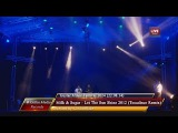 Milk &amp Sugar - Let The Sun Shine 2012 (Tocadisco Remix) (Live @ Gustar 2014) (22.08.14)