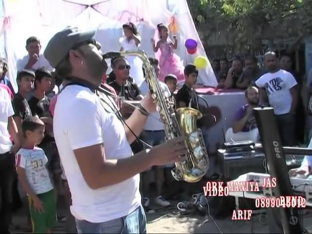 Вот это саксофонист! Болгарские цыгане.Орк.Мания