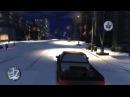 Лучшая ГТА про зиму - GTA 4 SNOW MOD