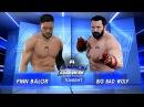 WFW SmackDown - Finn Balor vs Big Bad Wolf