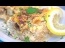 Рыбные рулетики из филе тилапии с овощами в сливках запеченные в духовке рецеп