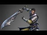 Dynasty Warriors 9 -- 17 Minutes PS4 Gameplay Walkthrough - Xiahou Dun/Open World/Fishing