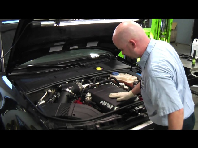 Futrell Autowerks Presents: APR 4.2L RS4 Supercharger Installation