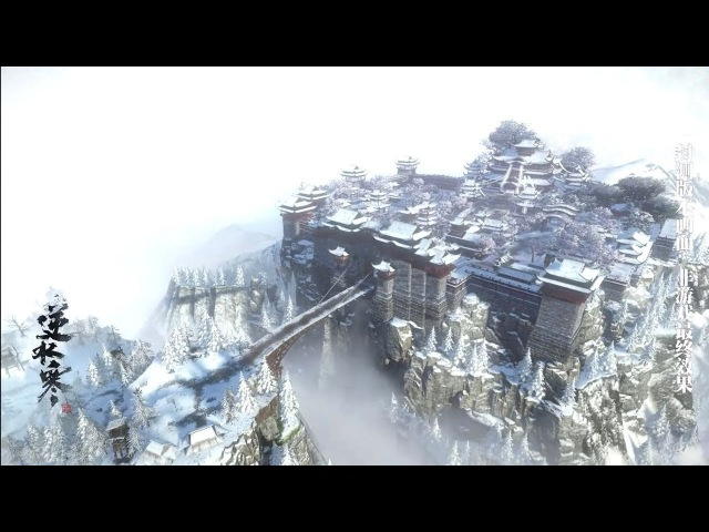 Justice Online Treacherous Waters 逆水寒 - 2nd CBT Weather System vs Graphics Update Video 19/1/2018