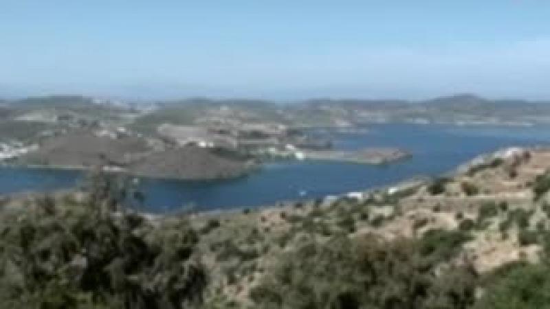 Греция - Остров Патмос. Путешествия дилетанта