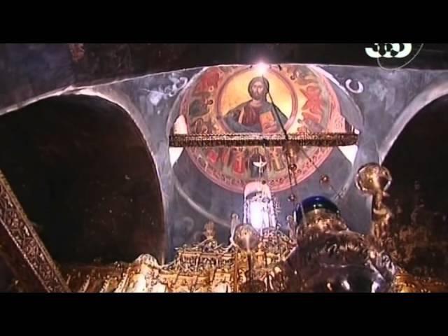 Монастырь Св. Иоанна Богослова (Остров Патмос) Греция