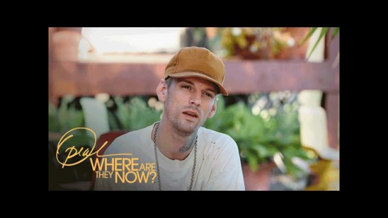 Aaron Carter: I Self-Medicated to Treat Depression | Where Are They Now | Oprah Winfrey Network - YouTube