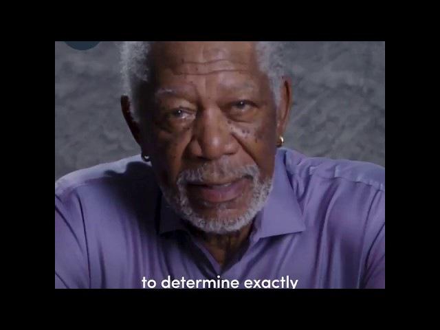 Morgan Freeman explains Russia's plot to undermine the U.S.