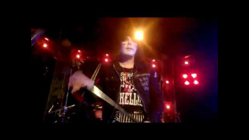 Demons of Guillotine Live at BeYoung club,Moscow WP 20171209 22 46 25 Pro