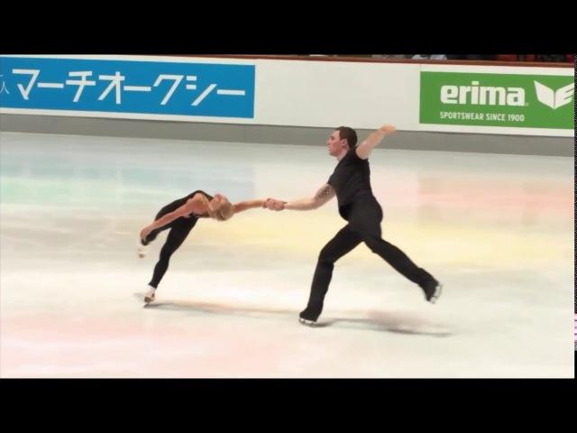 Nebelhorn Trophy 2017 Aliona SAVCHENKO Bruno MASSOT EX