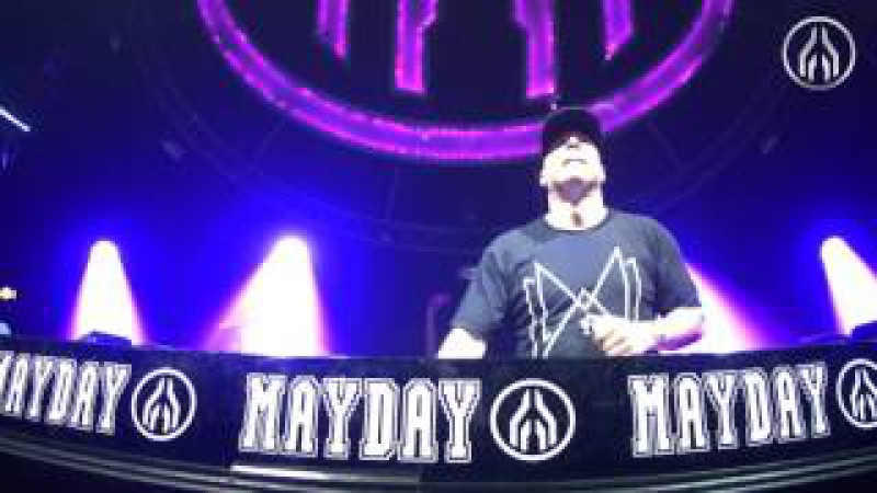 MAYDAY True Rave 2017 / Charly Lownoise Mental Theo