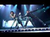 Black Eyed Peas fergie hot - my humps (LIVE HD) - STAPLES CENTER - LOS ANGELES