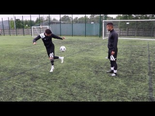 NEW VIDEO! SHOCKING DUCT TAPE FOOTBALL BOOT EXPERIMENT!