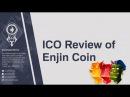Enjin Coin Review ($ENJ) Virtual Goods Trading Platform
