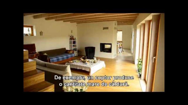 Proiectul INTENSE - Casa pasiva - Lituania