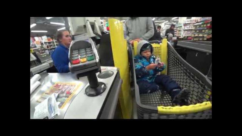 Акция Мини-Лента в супермаркетах Лента.Интересная задумка!