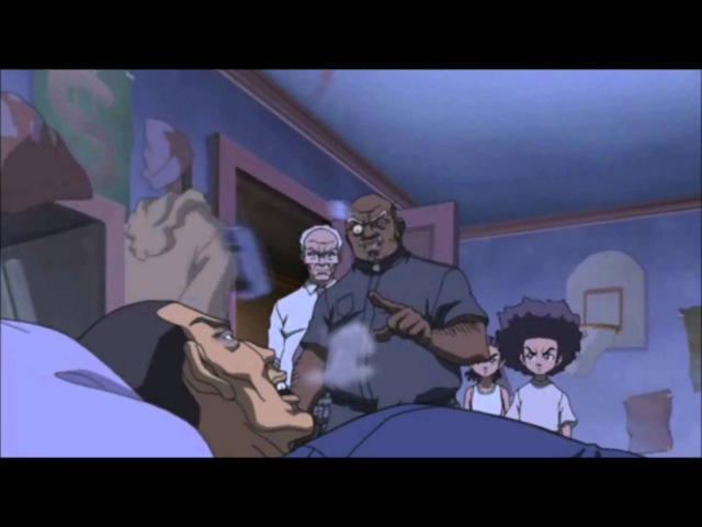 Uncle Ruckus Exorcism