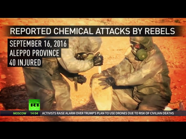 'First official recognition': US admits Al-Nusra uses chemical weapons in Syria