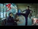 Ip Man 3 Bruce Lee VS Ip Man | How To Quit Smoking