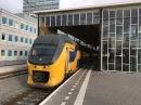 NS Cabinerit Eindhoven via Schiphol Airport naar Dordrecht