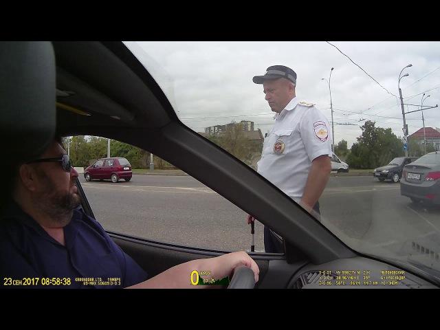 Ранимый полицейский