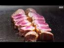 Duck Seafood Teppanyaki in Taipei - Taiwan Gourmet Food