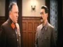 Битва за Москву. Жёсткий разговор Сталина с Жуковым.