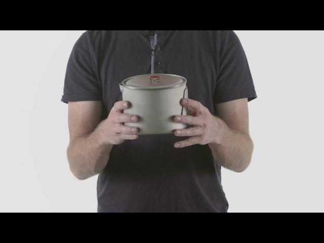 MSR Titanium Cookware
