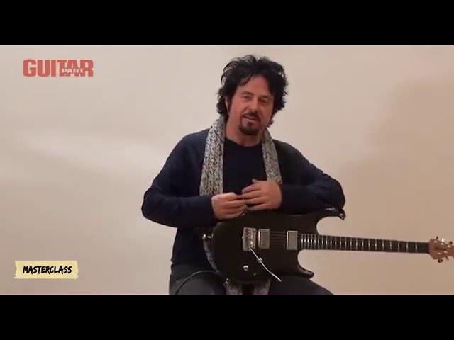 Steve Lukather Guitar Part Masterclass