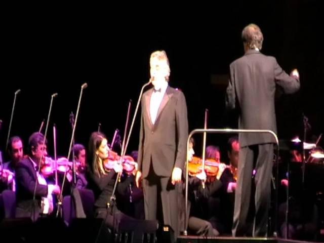 6. Andrea Bocelli - O surdato 'nnammurato (Live, Armenia, Yerevan 22.04.2012)